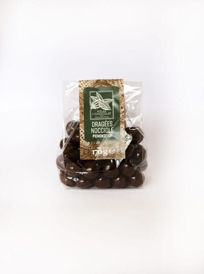Dragées cioccolato - Atelier du Chocolat
